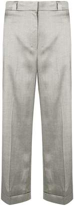 Theory straight leg trousers