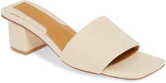 Jaggar Meadow Woven Slide Sandal