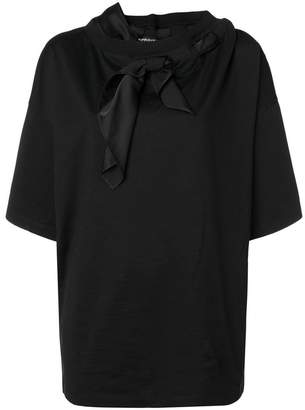 Y/Project Y / Project knotted top