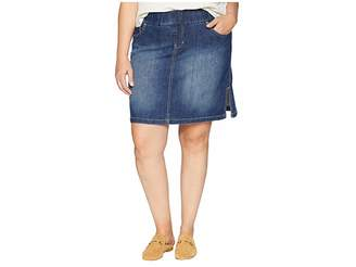 Jag Jeans Plus Size On The Go Skort