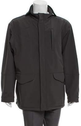 Filson Woven Zip-Up Jacket