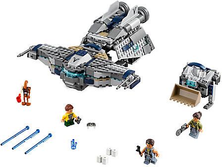 DisneyStarScavenger Playset by LEGO - Star Wars