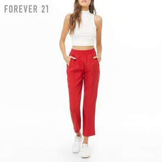 Forever 21 (フォーエバー 21) - Forever 21 センタープレスストレートパンツ