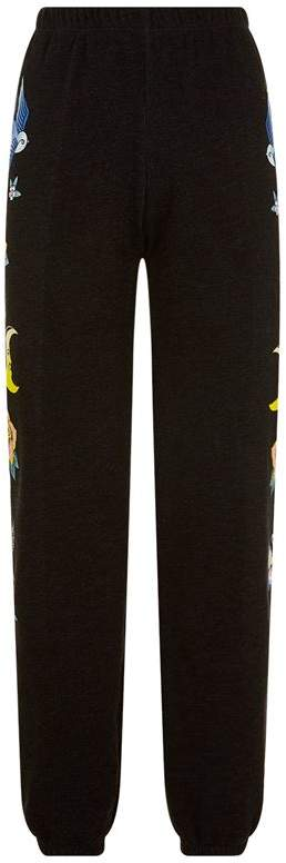 Flash Floral Sweatpants