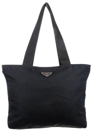 prada Prada Tessuto Shoulder Bag