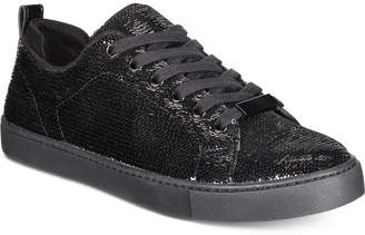 Aldo Merane Sequin Lace-up Sneakers Women's Shoes