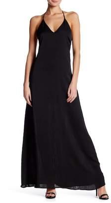 Dee Elly Halter Maxi Dress