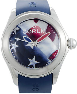 Corum Men's Rubber Watch