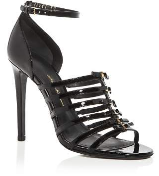 Salvatore Ferragamo Women's Jesolo Strappy High-Heel Sandals