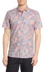 Tori Richard Palm Bay Classic Fit Sport Shirt