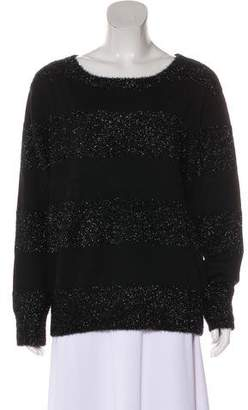 Boy By Band Of Outsiders Metallic Knit Sweater