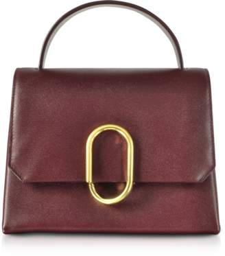 3.1 Phillip Lim Bordeaux Alix Mini Top Handle Satchel Bag