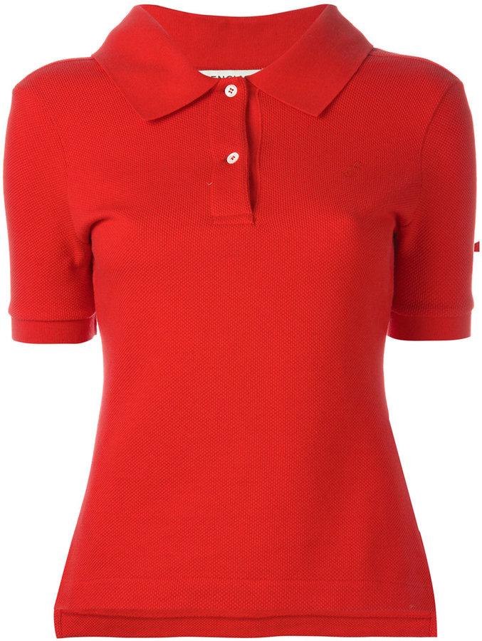 Balenciaga Balenciaga plain polo shirt