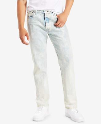 Levi's Men 501 Original Fit Stretch Jeans