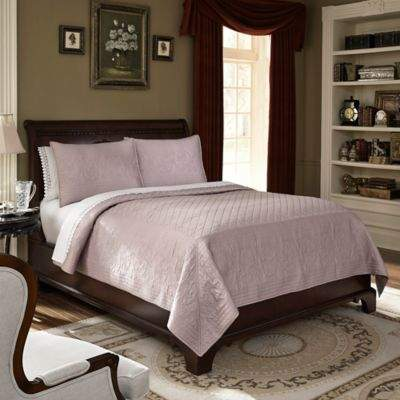 Downton Abbey® European Pillow Sham in Lavender