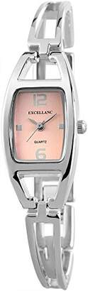 Excellanc Women's Quartz Watch 180425500040 with Metal Strap