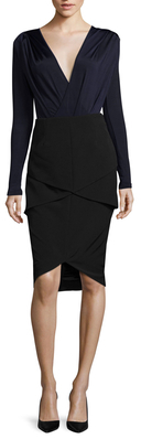Rosen Solid Bodysuit $120 thestylecure.com