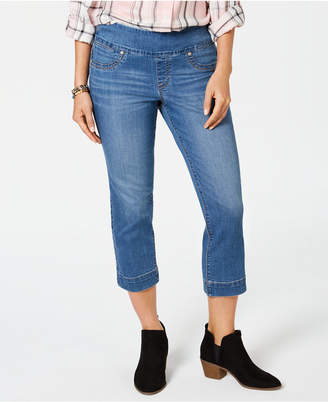 Style&Co. Style & Co Pull-On Capri Jeans