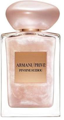 Giorgio Armani Limited Edition Pivoine Suzhou Soie de Nacre, 3.4 oz. $185 thestylecure.com