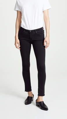 AG Jeans Ankle Skinny Jeans with Slits