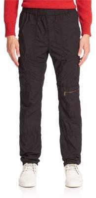 Tomas Maier Cotton Cargo Pants