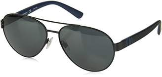 Polo Ralph Lauren Men's 0Ph3098 911980 Sunglasses