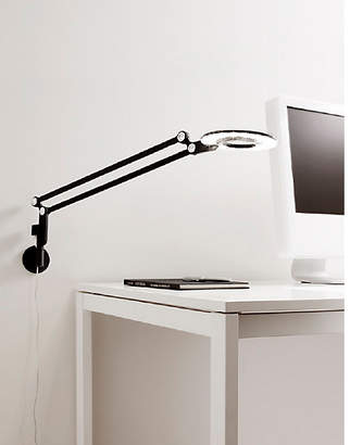 Design Within Reach Pablo Link LED Wall-Mount Lamp, Small, Silver at DWR
