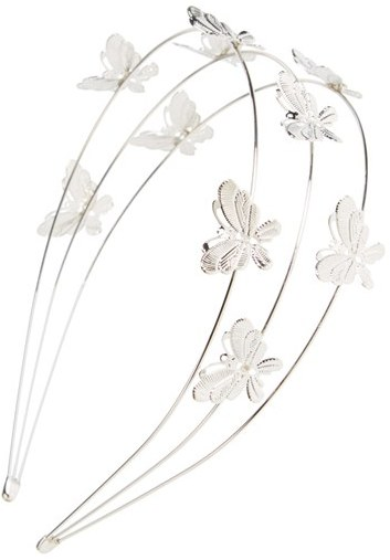 Capelli of New York Butterfly Headband (Girls)