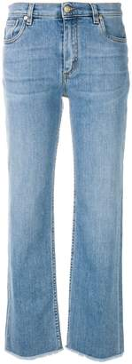 Etro casual straight-leg jeans