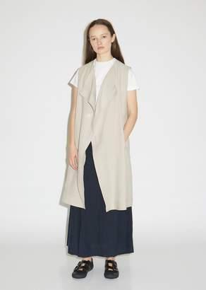 Y's Linen Vest