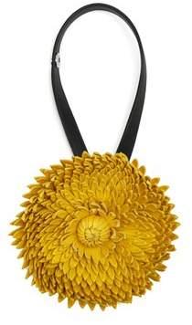 Loewe X William Morris Calendula Flower Bag Charm - Womens - Yellow