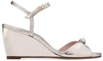 Stuart Weitzman THE GLORIA WEDGE SANDAL