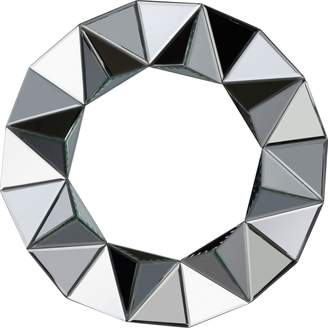 Faceted Mirror Shopstyle Uk