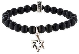 King Baby Studio Beaded Bracelet $125 thestylecure.com