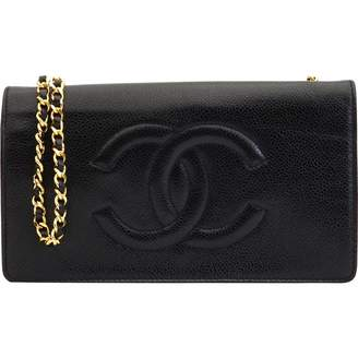 Chanel Wallet On Chain Leather Wallet