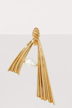 Alican Icoz Amore earrings