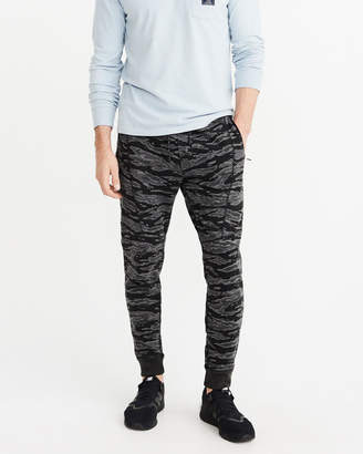 Abercrombie & Fitch Stretch Active Joggers