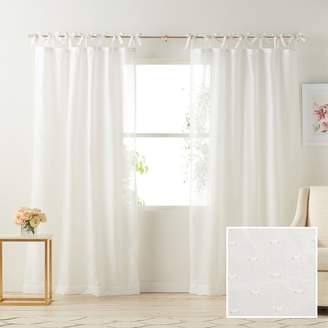 Lauren Conrad Gabby Sheer Window Curtain