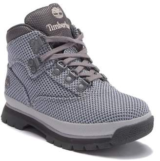 Timberland Eurohiker Jacquard Boot (Little Kid)