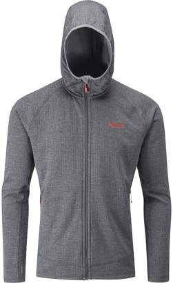 Rab Nucleus Hooded Fleece Jacket - Men's