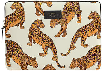 Wouf - Leopard Laptop Case - 33cm