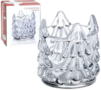 Mikasa Celebrations By Christmas Tree Votive Candle Holder