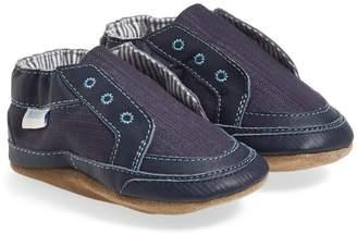 Robeez R) 'Stylish Steve' Crib Shoe