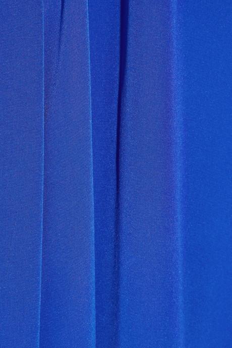 J.Crew Minuit silk crepe de chine maxi dress