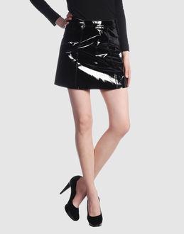 ELIE TAHARI Leather skirt