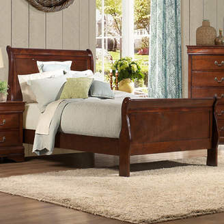 Woodhaven Hill Mayville Sleigh Bed