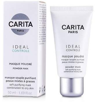 Carita NEW Ideal Controle Powder Mask (Combination to Oily Skin) 50ml Womens