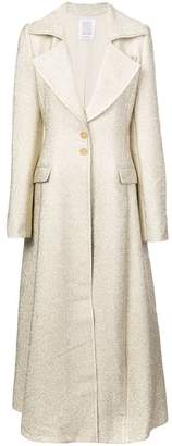 Rosie Assoulin long single-breasted coat