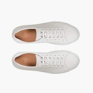 J.Crew Unisex KOIO Capri Bianco canvas sneakers