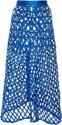 Belle Fisherman Basket Skirt